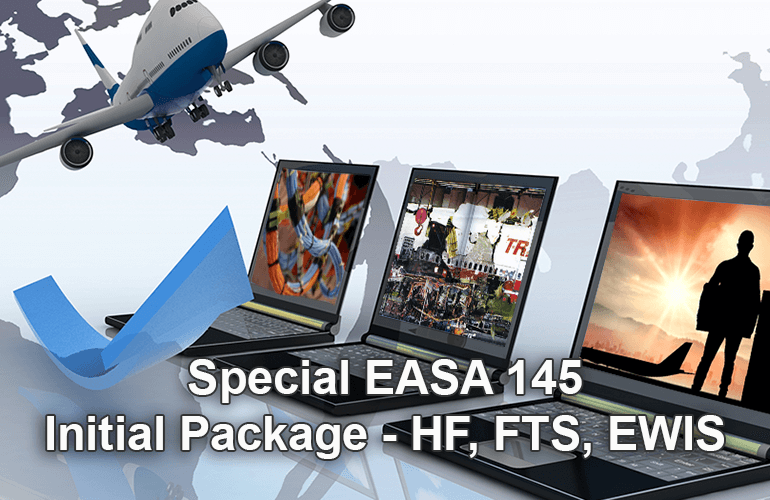 EASA Initial package